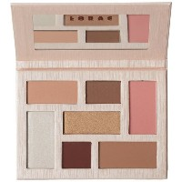 LORAC Limited Edition Pink Champagne Eye Shadow Cheek Palette 7 Colors Blush Eyeshadow Palette