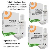 Blephasol Duo Triple Pack by Scope