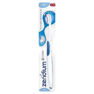 Zendium Complete Protection Toothbrush 歯ブラシ - Soft
