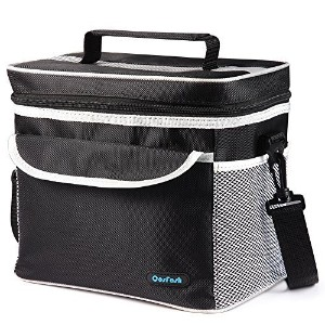 Insulated Lunch Cooler Bag Largeランチボックストートバッグメンズ、レディース大人キッズby cosfash 4327994461