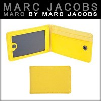 【25%OFFセール 3/3 19:00~3/8 1:59】 マークジェイコブス MARCJACOBS 正規品 カードケース Laminated Twill Jacobs Snap Billfold...