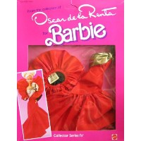 Barbie バービー オスカー ビンテージモデル 1984年 Oscar De La Rents Collector Series IV fashions