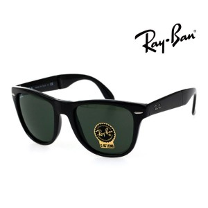 レイバン サングラス RB4105 601_XI [54] Foldable Sunglasses 100% Authentic EYESYS