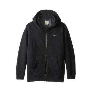 kids) バンズ コア フリース (big vans kids core basic zip fleece iv