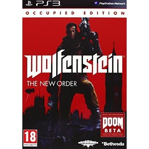 Wolfenstein The New Order Occupied Edition (PS3) by Bethesda [並行輸入品]