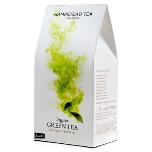 Hampstead Tea, Organic Green Tea, 3.53 oz (100 g)