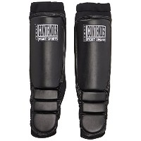 Contender Fight Sports MMA Muay Thai Kickboxing Protective Grappling Shin Guards