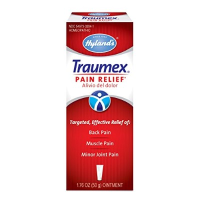Hylands Homeopathic Pain Relief - Traumex - 1.76 oz