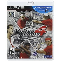 Virtua Tennis 4 (輸入版) - PS3