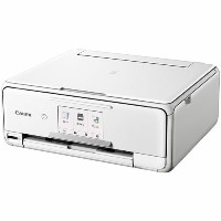 [Canon] PIXUS TS8130WH ホワイト(GOING2020! SPRINGキャンペーン 2018」対象商品 3/1~5/28)