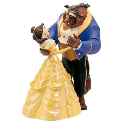 WDCC 美女と野獣 ベルと野獣のダンス Beauty and The Beast Belle and Beast Tale as old as Time□