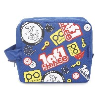 SM TOWN x emart Collaboration [Back To School] Official Goods : SHINee Lunch Box