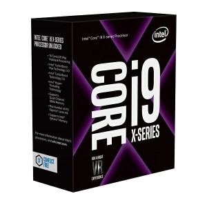 Intel Core i9-7920X (BX80673I97920X) Skylake (2.9~4.3GHz/12Core/24Thread/140W/リテールBOX) LGA2066対応