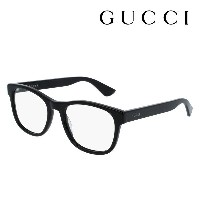 【GUCCI】 グッチ メガネ 正規販売店 アレッサンドロ・ミケーレデザイン GG0004OA 001 伊達メガネ 度付き 眼鏡 DEAL POP WEB Made In Italy DEAL...