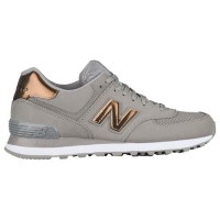 (取寄)ニューバランス レディース 574 New balance Women's 574 Marblehead Metallic Bronze