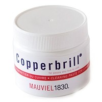 Mauviel Made In France Copperbrill Copper Cleaner, 150 ml by Mauviel