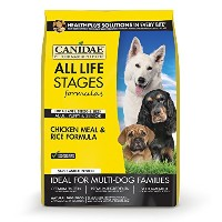 CANIDAE Life Stages Chicken Meal Rice Formula Dog Powerful Antioxidants 5lbs