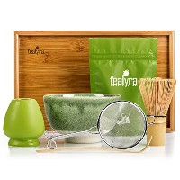 Matcha Tea Ceremony Connoisseur Set (Green) by Tealux