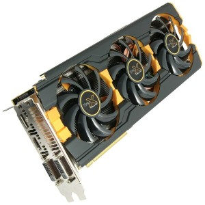 【送料無料】 R9 290 4G GDDR5 PCI-E DUAL DVI-D / HDMI / DP TRI-X OC VERSION (UEFI) FULL BF4 EDITION...