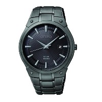 (セイコー)Seiko 腕時計 メンズ Men's SNE325 Dress Solar Black Stainless Steel Watch[並行輸入品]gellmoll