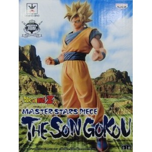 Dragon Ball Z ドラゴンボールZ 孫悟空 フィギュア MASTER STARS PIECE THE SON GOKOU