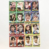 SM Town EXO The Power of Music The War Repackage album Photocard Set (16P)