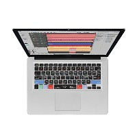 KB Covers Logic Pro/Express用ショートカットキーボードカバー  MacBook/MacBookPro/MacBookAir用 US配列 LOG-M-CC