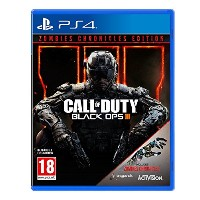 Call of Duty Black Ops III Zombies Chronicles Edition (PS4) (輸入版)