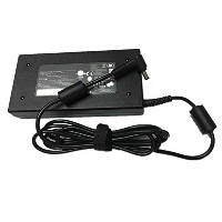 Eshoppbd New 100% Slim 19.5V 6.15A 120W AC Adapter for Clevo W230SS Gaming Laptop 交換用 互換 アダプター