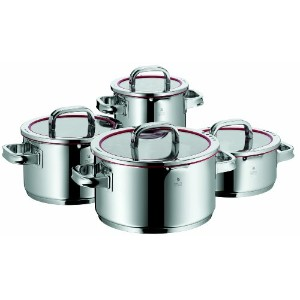 WMF Function 4 8 Piece Casserole Cookware Set by WMF