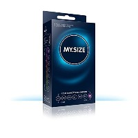My Size Condoms 69mm (2.7 Inches) by My Size Condom - Pack of 10