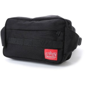 マンハッタンポーテージ Manhattan Portage The Spoke Waist Bag (Black) レディース