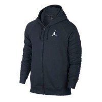 Jordan Flight Fleece Full Zip Hoodie メンズ Obsidian/White パーカー ジョーダン NIKE ナイキ