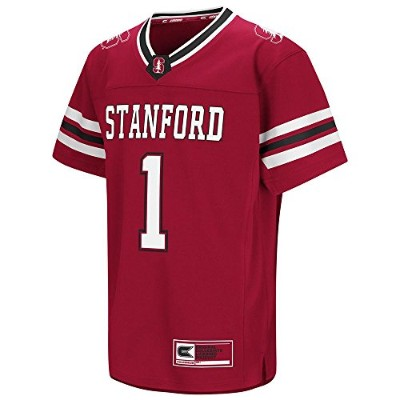 Youth NCAA Stanford Cardinal Football ファッション ジャージー (Team Color) - L (海外取寄せ品)