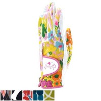Glove It 2017 Ladies Print Golf Glove - Closeout【ゴルフ レディース>グローブ】
