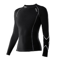 2XU Ladies Long Sleeve Compression Tops (#WA1985a)【ゴルフ 特価セール】