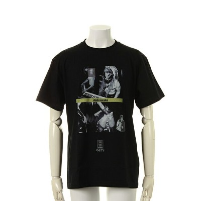 【40%OFFセール|6,480円→3,888円】 CONTii コンティ SLASH SUICIDES TEE{-AGS}