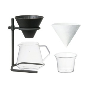 KINTO(キントー)SLOW COFFEE STYLE SPECIALTY04 ブリューワースタンドセット 4cups
