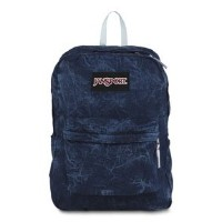 jansport(ジャンスポーツ) STORMY WEATHER OverdyeBlue