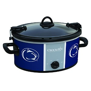 Penn State Nittany Lions Collegiate Crock-Pot Cook & Carry Slow Cooker, 6 Quart by Crock-Pot