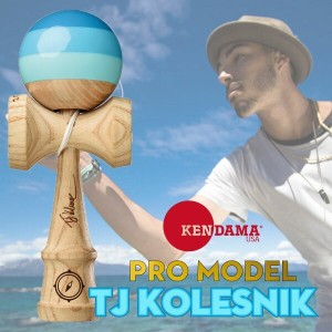 KENDAMA USA【けん玉】-プロモデル TJ Kolesnik 【MAKE WAVES】