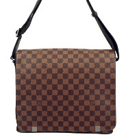 LOUIS VUITTON ルイヴィトン バッグ N41032 ダミエ ディストリクトMM