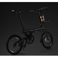 **LOCAL SELLER**[Original Xiaomi QiCYCLE ACCESSORIES] - EF1 Smart Bicycle - BLACK