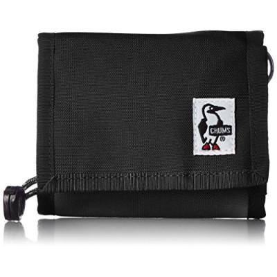 [チャムス]財布 Eco Multi Wallet Black