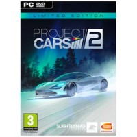 Project Cars 2 Limited Edition (PC DVD) (輸入版)