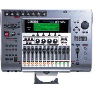 BOSS BR-1600CD Version 2
