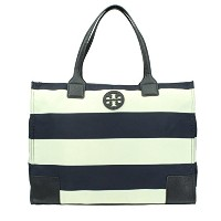 (トリーバーチ) TORY BURCH トリーバーチ バッグ TORY BURCH 12169784 412 ELLA PACKABLE PRINTED TOTE トートバッグ NAVY BAR...