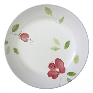 Corelle Lifestyles Garden Paradise 8.5 -Inch Lunch Plates - Set of 6 by CORELLE