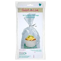 Cupcake Gift Bag and Base by Baked with Love