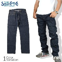 SUGAR CANE & Co.(シュガーケーン) 12oz. DENIM 1947 MODEL TYPE-2 SC42009A